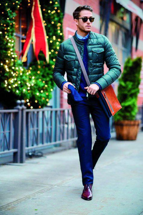 Áo phao Puffer Jacket – Đứng vững trước mọi thăng trầm thời trang