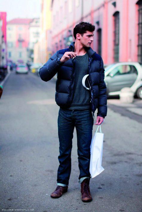 Áo phao Puffer Jacket đứng vững trước mọi thăng trầm thời trang 4