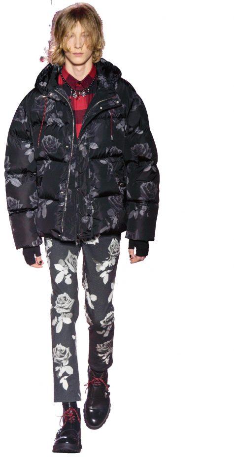 Áo phao Puffer Jacket đứng vững trước mọi thăng trầm thời trang 6