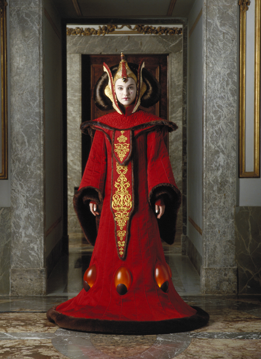 star wars - Queen Amidala - elle man