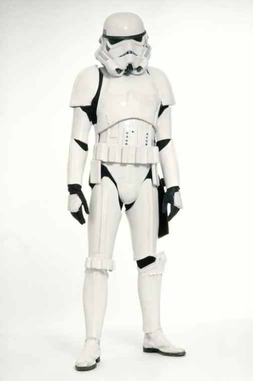 star wars - Stormtrooper - elle man