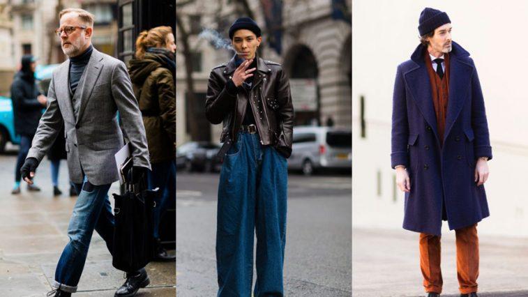 Ảnh đẹp street style từ London Fashion Week 2017