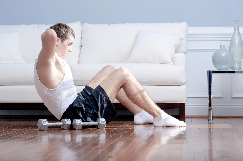 Lên lịch tập thể dục tại nhà cho người bận rộn 4 - elle man