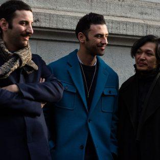 Những khoảnh khắc street style cực chất tại Milan Fashion Week 2017