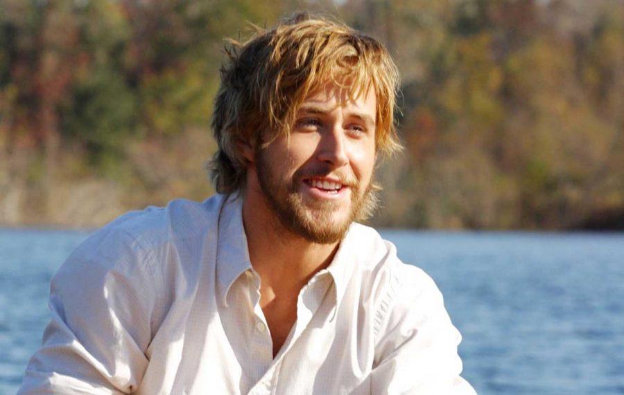 Ryan Gosling, Tóc dài cùng bộ râu quai nón - elleman 2