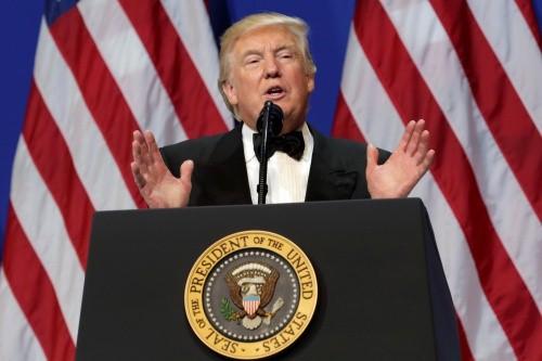 Donald Trump - elle vietnam 1