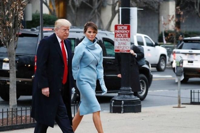 Donald Trump - elle vietnam 2