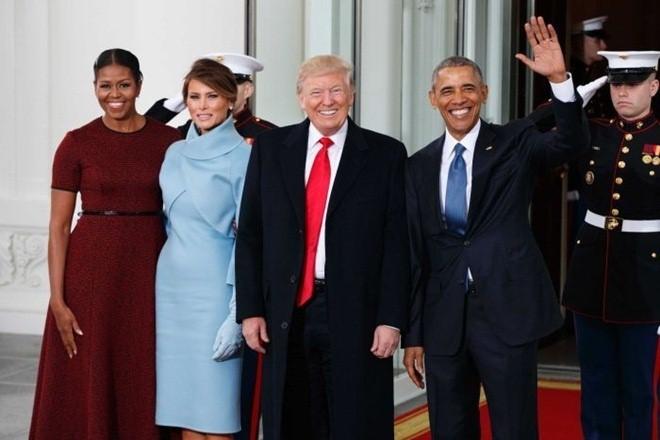Donald Trump - elle vietnam 3