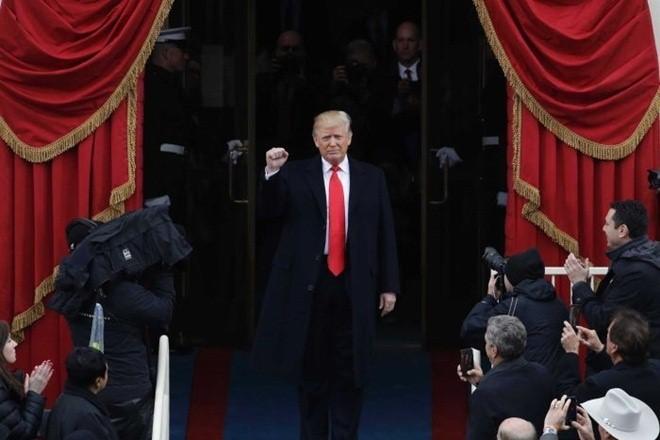 Donald Trump - elle vietnam 6