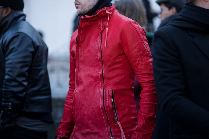 Thiết kế street style chất lừ của Rick Owens tại Paris Men's Fashion week