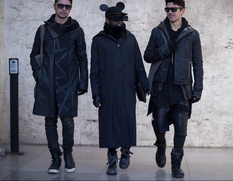 Street style chất lừ của Rick Owens tại Paris Men's Fashion week