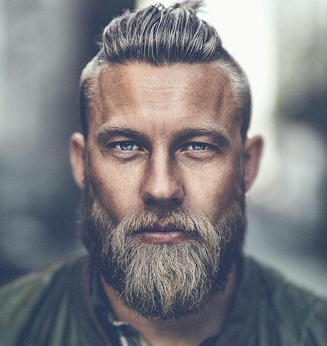 5 kiểu râu nam tính được ưa chuộng