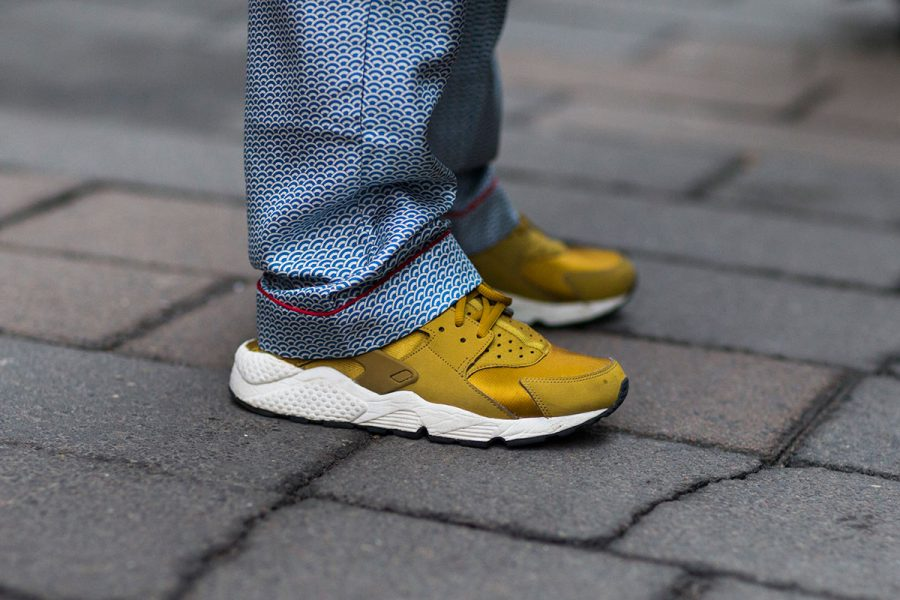 Ngắm nhìn những đôi sneaker có 1-0-2 tại Copenhagen Fashion Week