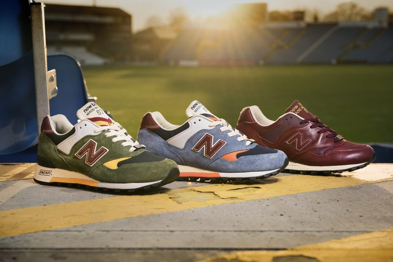 new balance, NEW BALANCE 577 TEST MATCH PACK - elleman