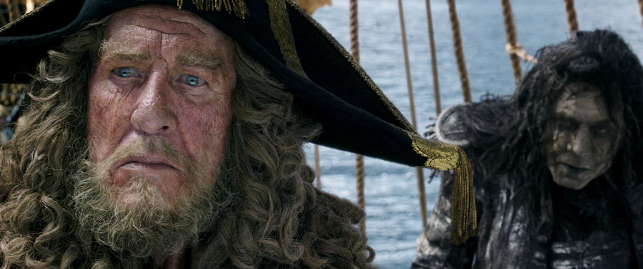 Pirates of The Caribbean - elle man