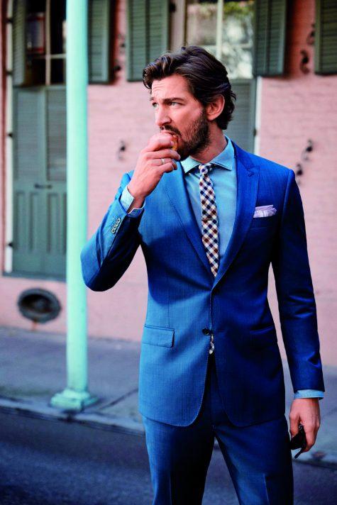 Biến hóa đa phong cách với phụ kiện cho suit nam 10