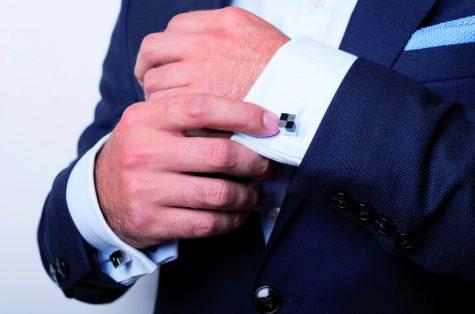 Biến hóa đa phong cách với phụ kiện cho suit nam 7