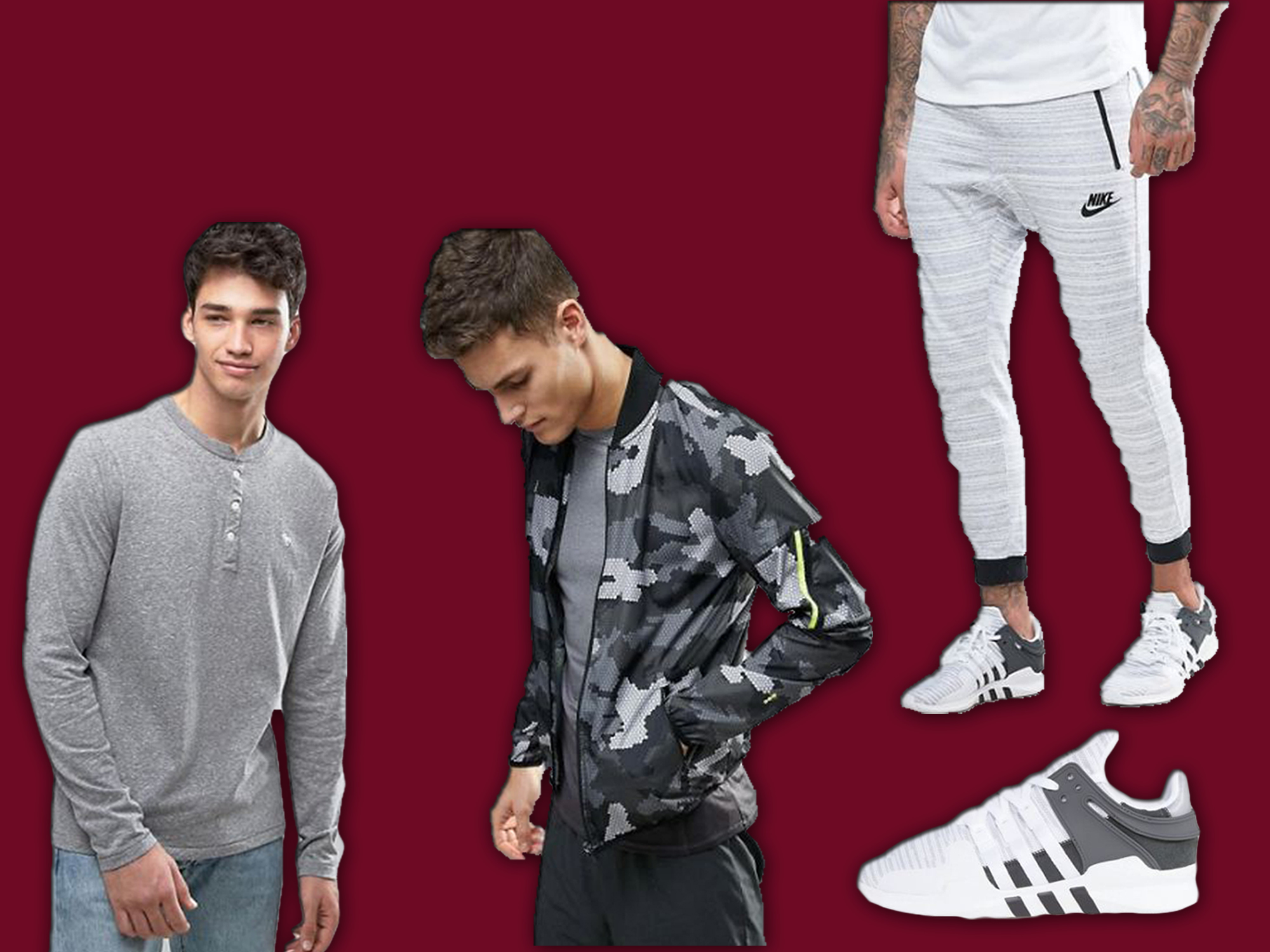 casual style - elle man 2