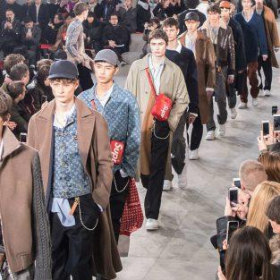 Supreme x Louis Vuitton, làn sóng mới của collaboration?