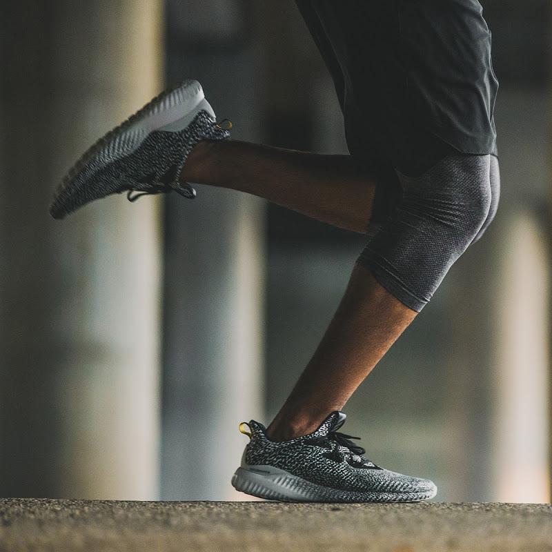 đi tập gym - chọn giày - elle man
