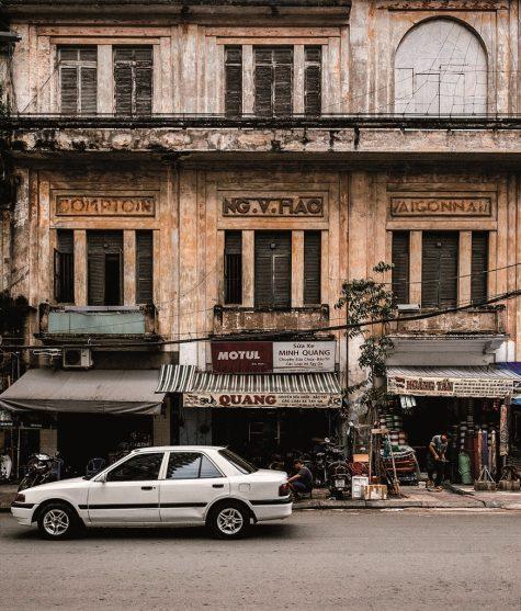 Kiến trúc cổ Sài Gòn Đi tìm thời gian đã mất 1