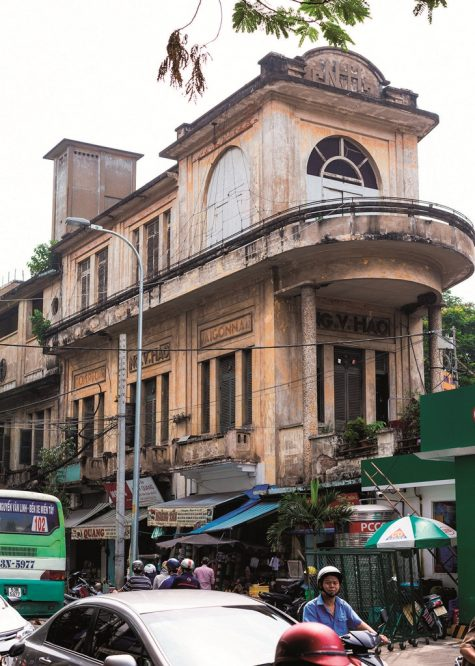 Kiến trúc cổ Sài Gòn Đi tìm thời gian đã mất 2