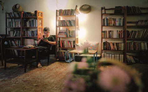 Lạc lối ở những nhà sách Sài Gòn 1
