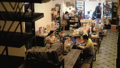 Lạc lối ở những nhà sách Sài Gòn 3