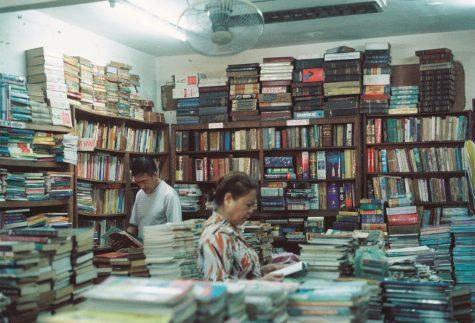 Lạc lối ở những nhà sách Sài Gòn 5
