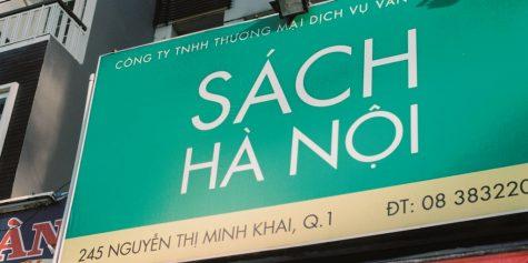 Lạc lối ở những nhà sách Sài Gòn 6