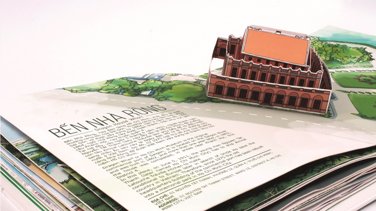 Sách Sài Gòn phố - Sài Gòn nổi trên trang sách