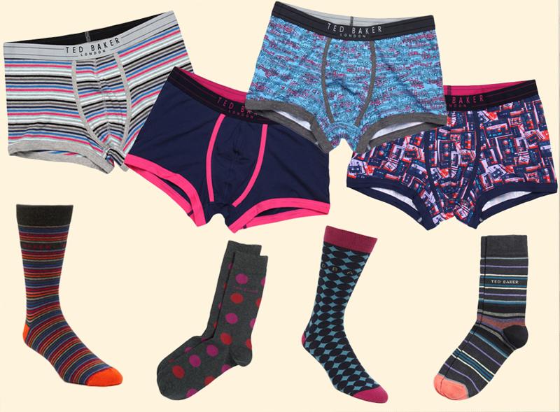 tu quan áo - underwear and socks - elle man