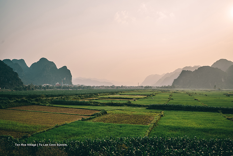 Kong Dao Dau Lau - Quang Binh Tan Hoa Village - elle man 24