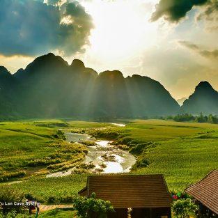 Quảng Bình đẹp hoàn mỹ trong KONG: ĐẢO ĐẦU LÂU