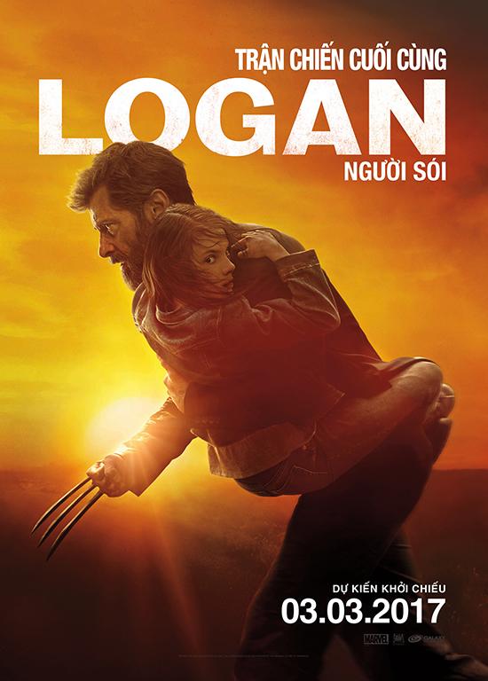 Đạo diễn James Mangold cùng bộ ba trung tâm của Logan