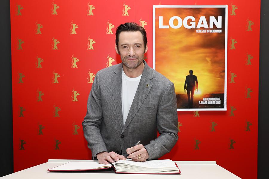 Hugh Jackman ra mắt phim Logan tại LHP Berlin
