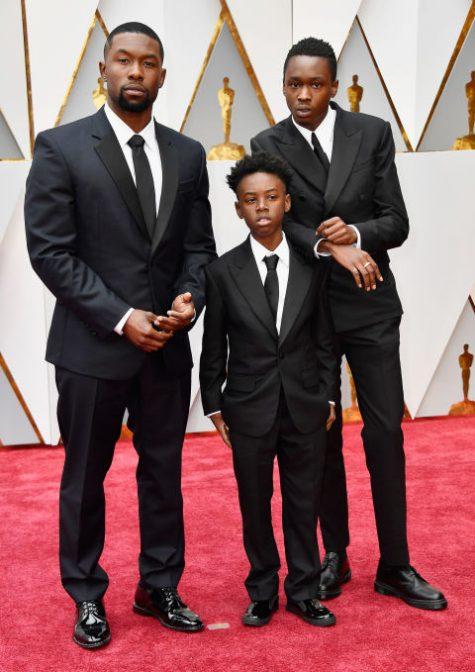 Các sao nam Oscar 2017 thống trị danh sách mặc đẹp