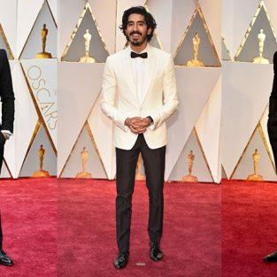 Những sao nam ăn mặc đẹp nhất tại Oscar 2017
