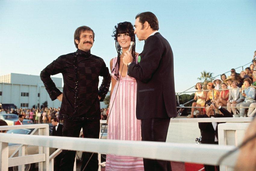 Thời trang Oscar - Sonny Bono 1968