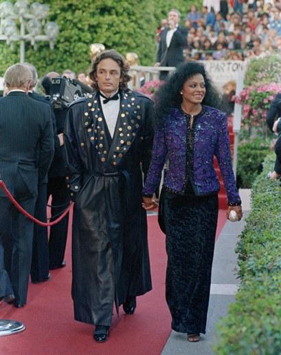 Thời trang Oscar - Diana Ross's date