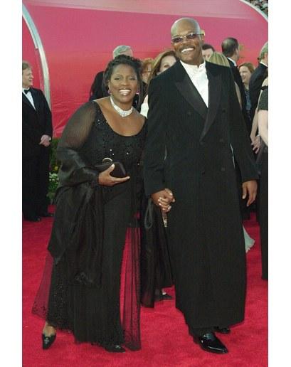 Thời trang Oscar - Samuel L. Jackson 2001