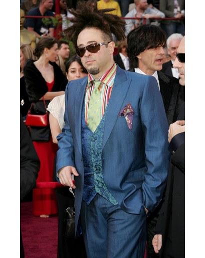 Thời trang Oscar - Adam Duritz, Oscar 2005