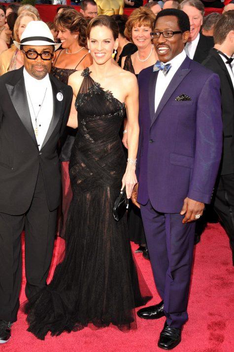 Thời trang Oscar - Wesley Snipe 2008