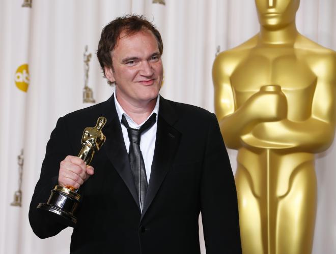 Thời trang Oscar - Vẻ bê bối thường thấy của Tarantino tại Oscar