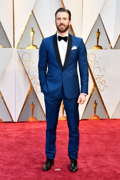 Những sao nam Oscar 2017 thống trị danh sách mặc đẹp
