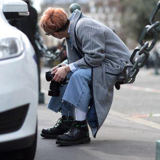 Đỉnh cao street style tại Paris Fashion Week 2017