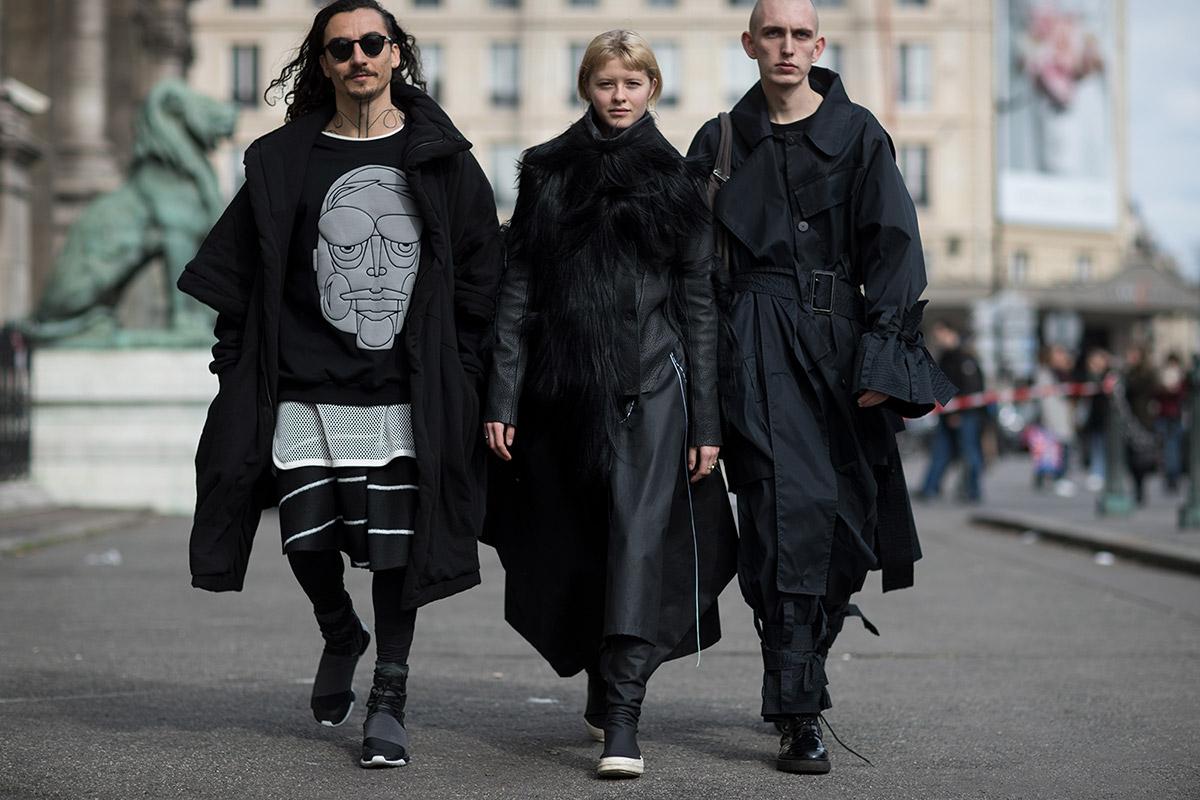 Đỉnh cao street style tại Paris Fashion Week