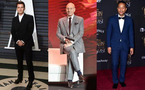 Top 9 sao có phong cách thời trang đẹp nhất tuần (2/3-11/3/2017)
