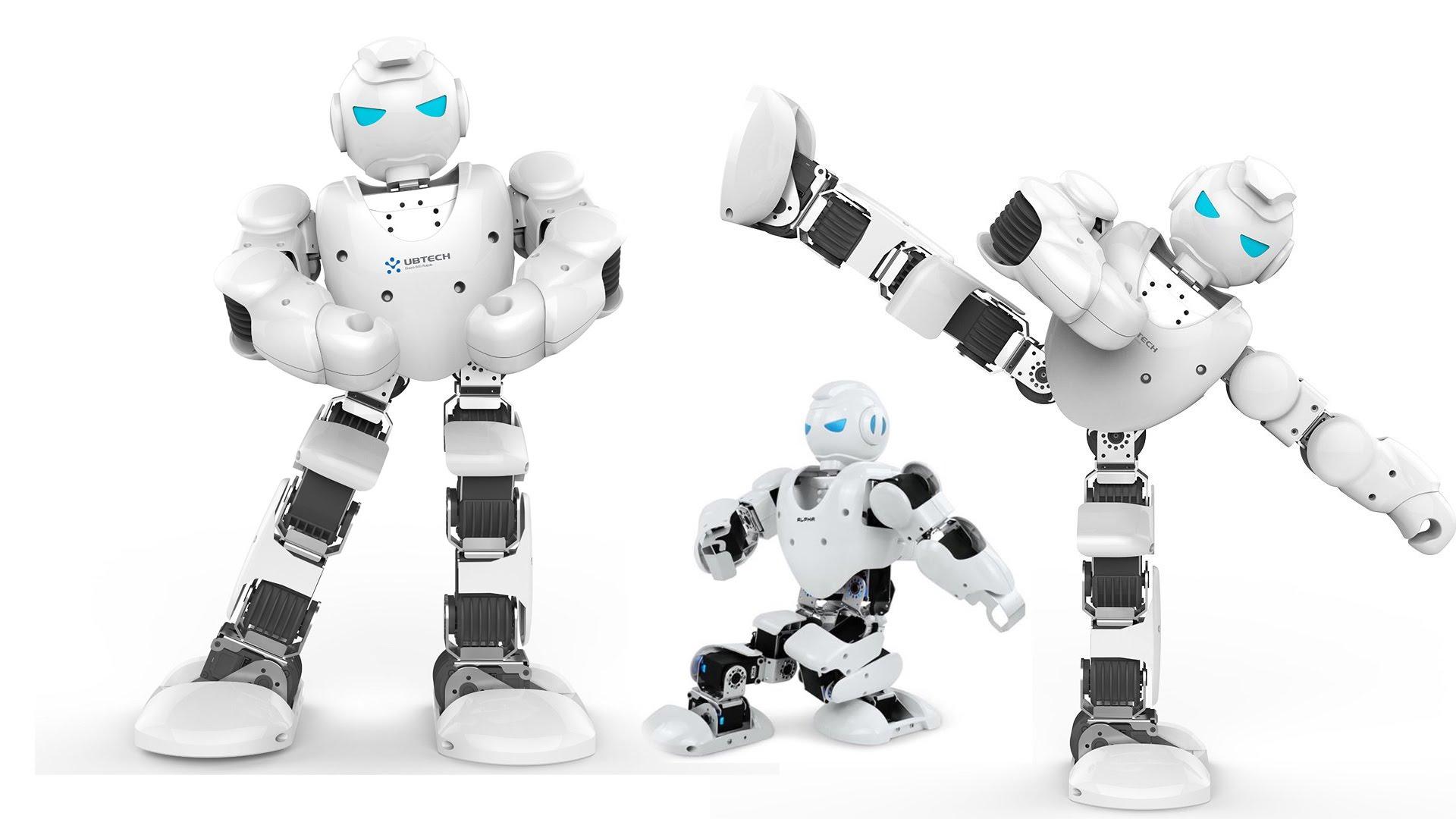 UBTech Robotics Alpha 1S