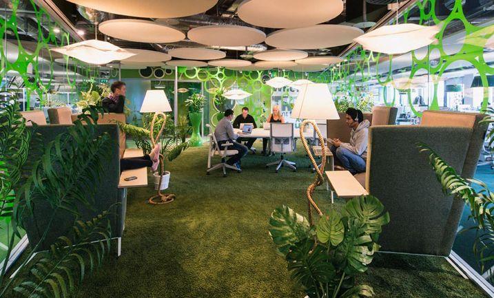 6 cách cải thiện không gian làm việc tại văn phòng hiệu quả hơn